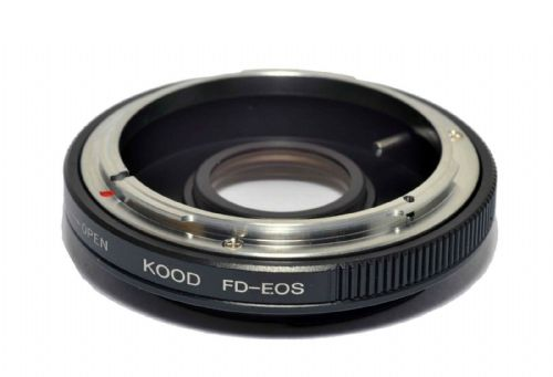 Canon FD Lens to Canon EOS Body Adapter FD-EOS Canon Adapter